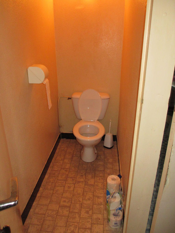De wc zoals die was