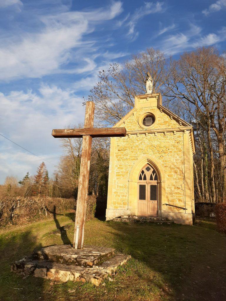 L'Estefena - Chapelle Notre-Dame de La Touche